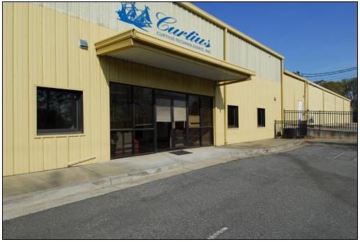 Curtius Trading's main office, located in Marietta, GA, USA
