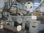 General view of W&D B2S-HK Envelope folding machine