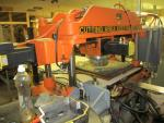 Overview of FL Smithe PHP III Envelope Cutting Press