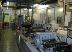Overview of W+D 202.01 Envelope folding machine